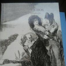 Libros de segunda mano: GRABADOS DE GOYA. Lote 57539591