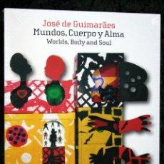 Libros de segunda mano: MUNDOS, CUERPO Y ALMA. WORLDS, BODY AN SOUL / GUIMARAES, JOSÉ DE .- PRECINTADO. Lote 57699835