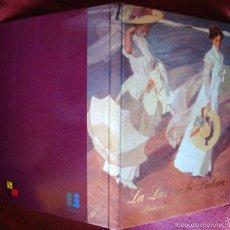 Libros de segunda mano: LA LUZ EN LA PINTURA-PRÓLOGO ANTONIO GALA-1998-CARROGIO-¡OFERTA MAS DE 3 LIBROS DESCUENTO 25%!. Lote 57716339