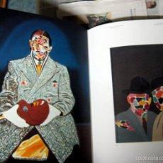 Libros de segunda mano: EDUARDO ARROYO - DEDICATORIA Y FIRMA DE EDUARDO ARROYO - SIGNED. Lote 57735852