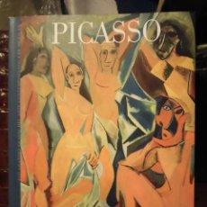 Libros de segunda mano: LIBRO DE PICASSO PABLO RUIZ 1881 1914. Lote 57849477