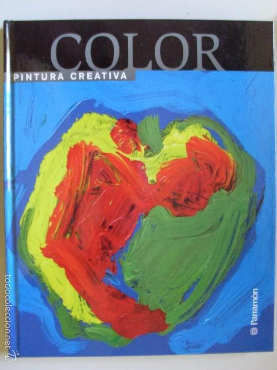 COLOR PINTURA CREATIVA--GEMMA GUASCH,JOSEP ASUNCIÓN--2004 (Libros de Segunda Mano - Bellas artes, ocio y coleccionismo - Pintura)