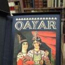 Libros de segunda mano: QAYAR . FRANCO MARIA RICCI. 1990.. Lote 57952643