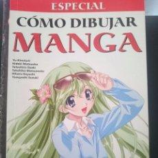 Libros de segunda mano: COMO DIBUJAR MANGA YU KINUTANI,HIDEKI MATSUOKA, TATSUHIRO OZAKI, TAKEHIRO MATSUMOTO -REFM1E3. Lote 58069310