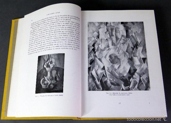 Libros de segunda mano: Picasso y el cubismo José Camón Aznar Espasa Calpe 1956 - Foto 4 - 58109944