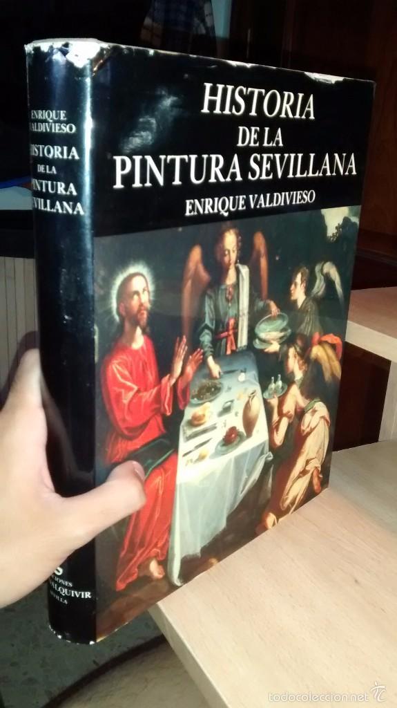 Historia De La Pintura Sevillana Enrique Vald Vendido En Venta