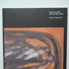 Libros de segunda mano: UNIVERSOS PARAL-LELS - WALTRAUD MACZASSEK - MUSEU DE MONTSERRAT - EN CATALAN Y COMO NUEVO. Lote 58218522