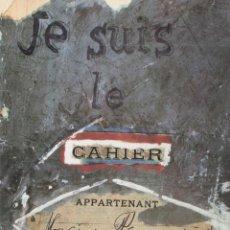 Libros de segunda mano: NUMULITE L0361 JE SUIS LE CAHIER LOS CUADERNOS DE PICASSO ARNOLD GLIMCHER THE PACE GALLERY PABLO. Lote 58231246