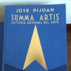 Libros de segunda mano: SUMMA ARTIS - HISTORIA GENERAL DEL ARTE VOL XXIV - PINTURA ESPAÑOLA SIGLO XVI - JOSE PIJOAN. Lote 106607734