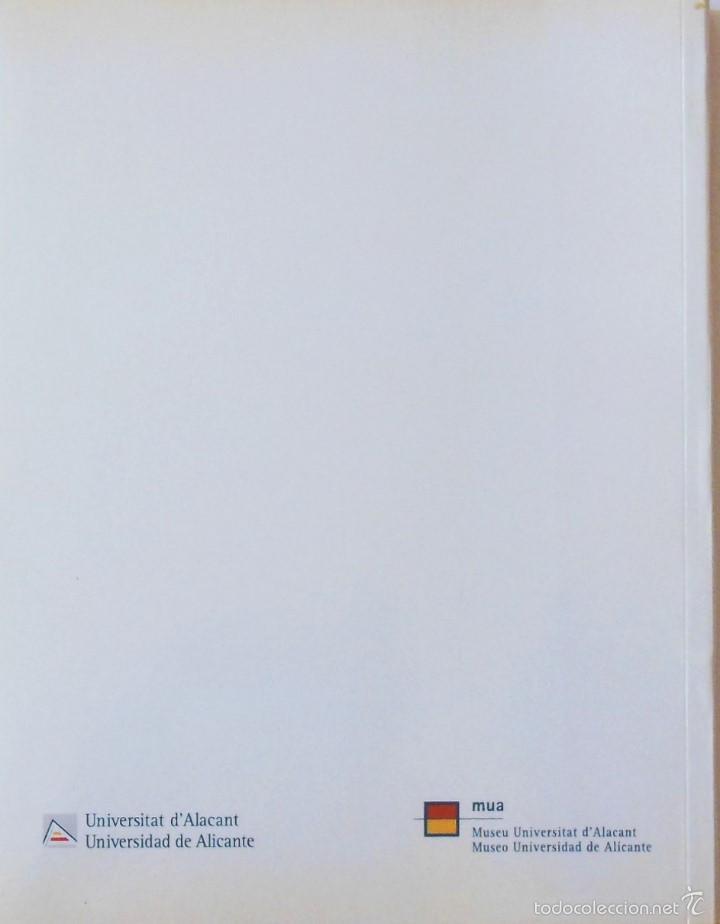 Libros de segunda mano: Sempere. Obra gráfica. Diciembre 1999 / febrero 2000. Museo de la Universidad de Alicante. 1999. - Foto 2 - 58489674