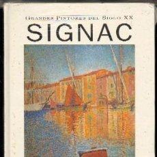 Libros de segunda mano - GRANDES PINTORES DEL SIGLO XX, SIGNAC AT-1005 - 58536860