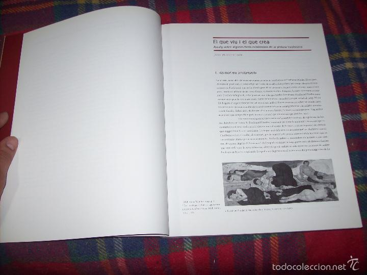 Libros de segunda mano: FERDINAND HODLER. FUNDACIÓ LA CAIXA. 2001. EXCEL·LENT EXEMPLAR. ÚNIC EN TC!!!!!!!!!!!!!! - Foto 7 - 58545553