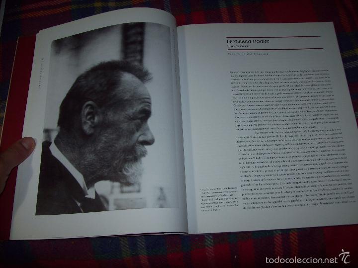 Libros de segunda mano: FERDINAND HODLER. FUNDACIÓ LA CAIXA. 2001. EXCEL·LENT EXEMPLAR. ÚNIC EN TC!!!!!!!!!!!!!! - Foto 9 - 58545553