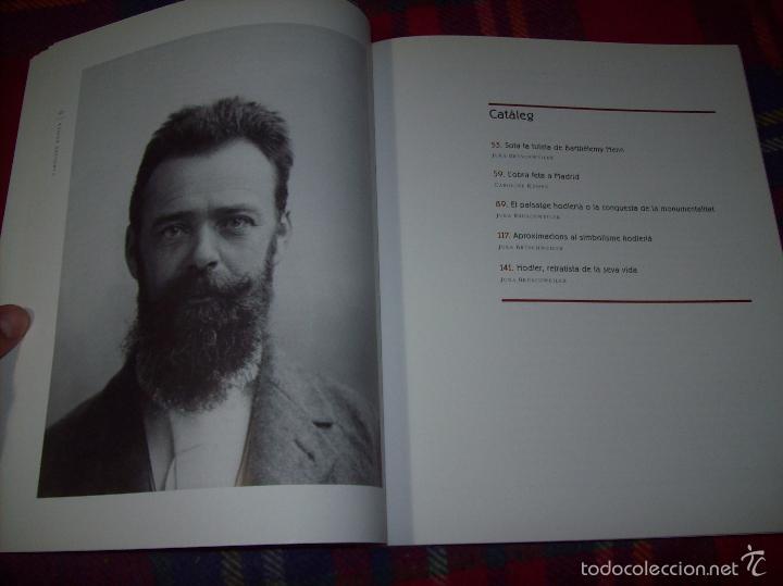 Libros de segunda mano: FERDINAND HODLER. FUNDACIÓ LA CAIXA. 2001. EXCEL·LENT EXEMPLAR. ÚNIC EN TC!!!!!!!!!!!!!! - Foto 11 - 58545553