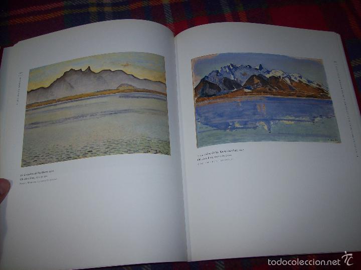 Libros de segunda mano: FERDINAND HODLER. FUNDACIÓ LA CAIXA. 2001. EXCEL·LENT EXEMPLAR. ÚNIC EN TC!!!!!!!!!!!!!! - Foto 20 - 58545553