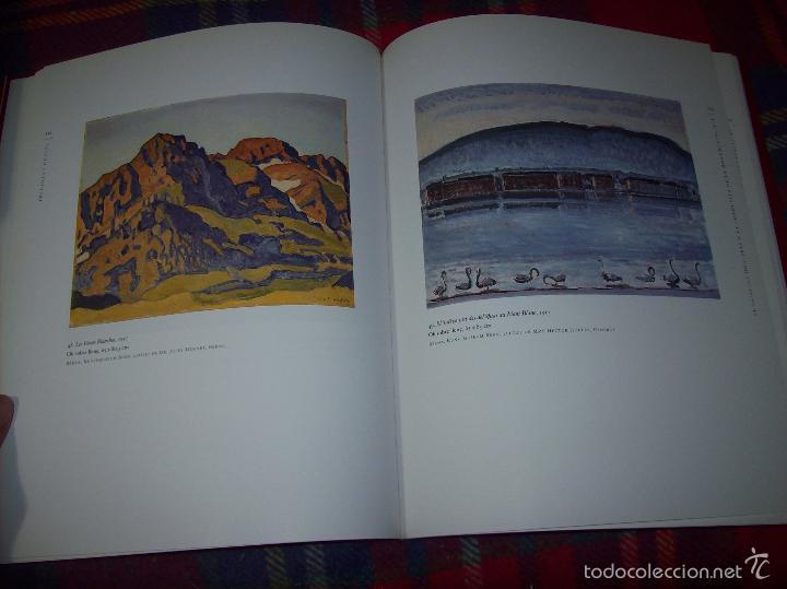 Libros de segunda mano: FERDINAND HODLER. FUNDACIÓ LA CAIXA. 2001. EXCEL·LENT EXEMPLAR. ÚNIC EN TC!!!!!!!!!!!!!! - Foto 22 - 58545553