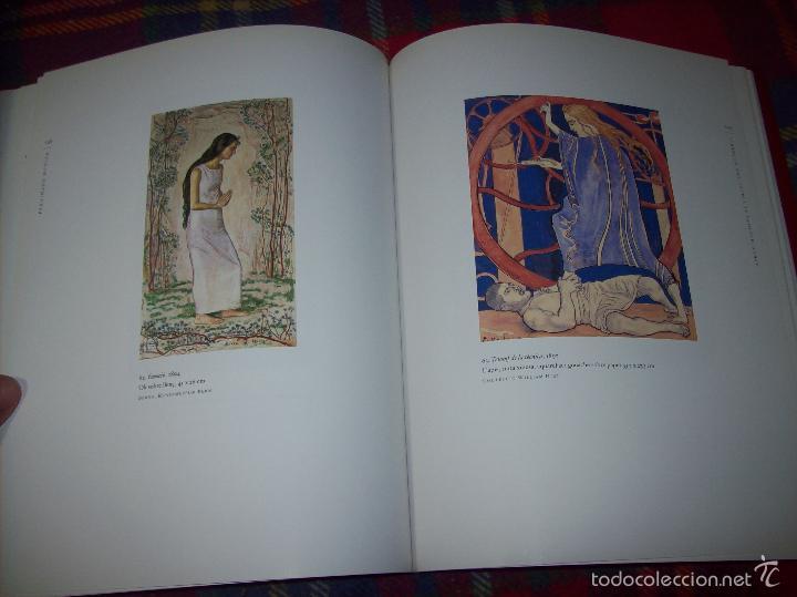 Libros de segunda mano: FERDINAND HODLER. FUNDACIÓ LA CAIXA. 2001. EXCEL·LENT EXEMPLAR. ÚNIC EN TC!!!!!!!!!!!!!! - Foto 25 - 58545553