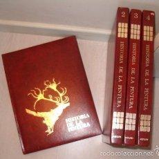 Libros de segunda mano: VV. AA. HISTORIA DE LA PINTURA. CUANTRO TOMOS. RMT76009. . Lote 58679335