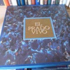 Libros de segunda mano: EL PRADO VIVO EDITORIAL: OPE PARA EL MUSEO DEL PRADO (1992) . Lote 58691578