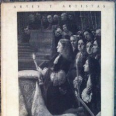Libros de segunda mano: GAYA NUÑO. CLAUDIO COELLO. 1953. Lote 58854121