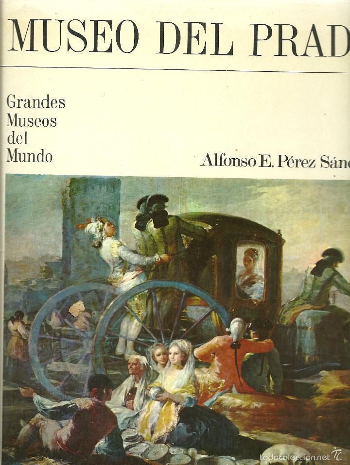 MUSEO DEL PRADO (Libros de Segunda Mano - Bellas artes, ocio y coleccionismo - Pintura)