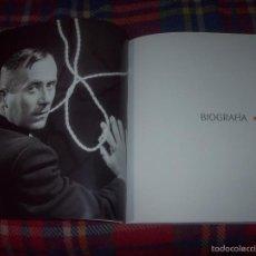Libros de segunda mano: JOAN MIRÓ. OBRA GRÁFICA. FÓRUM EUGÉNIO DE ALMEIDA. 2004. EXCELENTE EJEMPLAR. VER FOTOS.. Lote 59086740