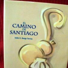 Libros de segunda mano: LIBRO MUY DETALLADO Y MUY BONITAS ILUSTRACIONES DE TODO CAMINO DE SANTIAGO, 1993. Lote 59465795