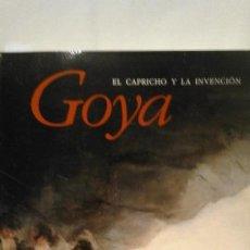Libros de segunda mano: GOYA Y EL ESPIRITU DE LA ILUSTRACION. Lote 60726439