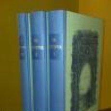 Libros de segunda mano: EL ARTISTA 3 TOMOS FACSÍMIL. Lote 60729599
