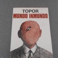 Libros de segunda mano - TOPOR, MUNDO INMUNDO - 60933591