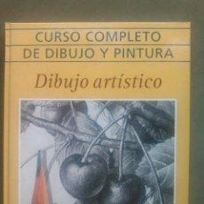 Libros de segunda mano: CURSO COMPLETO DE DIBUJO Y PINTURA - DIBUJO ARTISTICO . Lote 61883116