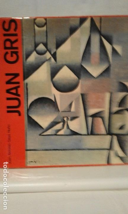 JUAN GRIS (Libros de Segunda Mano - Bellas artes, ocio y coleccionismo - Pintura)