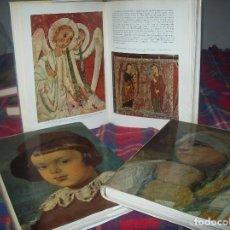 Libros de segunda mano: LA PINTURA ESPAÑOLA.3 VOLÚMENES. SKIRA. CARROGGIO EDICIONES.1963. GRECO, RIBALTA, PICASSO,GOYA.... Lote 141436554
