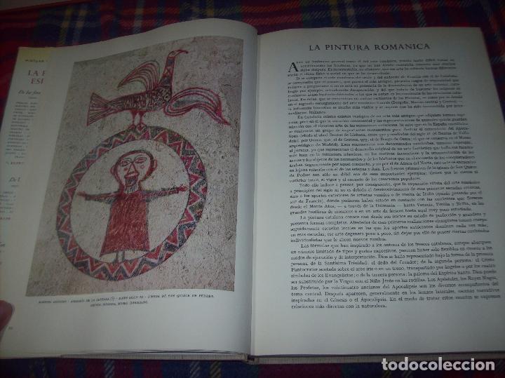 Libros de segunda mano: LA PINTURA ESPAÑOLA.3 VOLÚMENES. SKIRA. CARROGGIO EDICIONES.1963. GRECO, RIBALTA, PICASSO,GOYA... - Foto 4 - 141436554