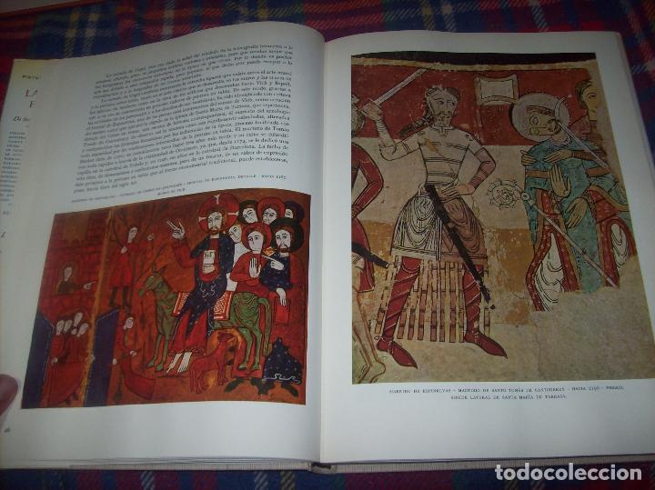 Libros de segunda mano: LA PINTURA ESPAÑOLA.3 VOLÚMENES. SKIRA. CARROGGIO EDICIONES.1963. GRECO, RIBALTA, PICASSO,GOYA... - Foto 6 - 141436554
