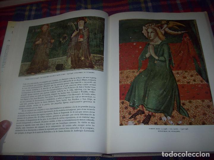 Libros de segunda mano: LA PINTURA ESPAÑOLA.3 VOLÚMENES. SKIRA. CARROGGIO EDICIONES.1963. GRECO, RIBALTA, PICASSO,GOYA... - Foto 8 - 141436554