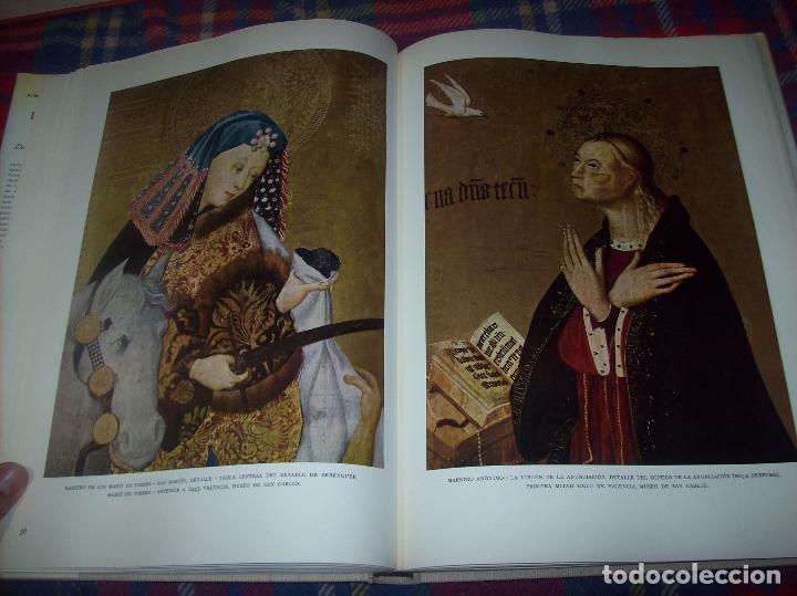 Libros de segunda mano: LA PINTURA ESPAÑOLA.3 VOLÚMENES. SKIRA. CARROGGIO EDICIONES.1963. GRECO, RIBALTA, PICASSO,GOYA... - Foto 9 - 141436554