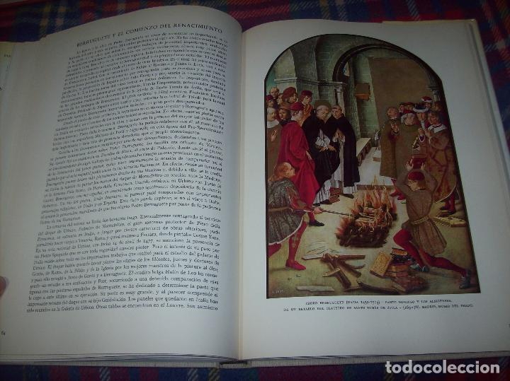 Libros de segunda mano: LA PINTURA ESPAÑOLA.3 VOLÚMENES. SKIRA. CARROGGIO EDICIONES.1963. GRECO, RIBALTA, PICASSO,GOYA... - Foto 11 - 141436554