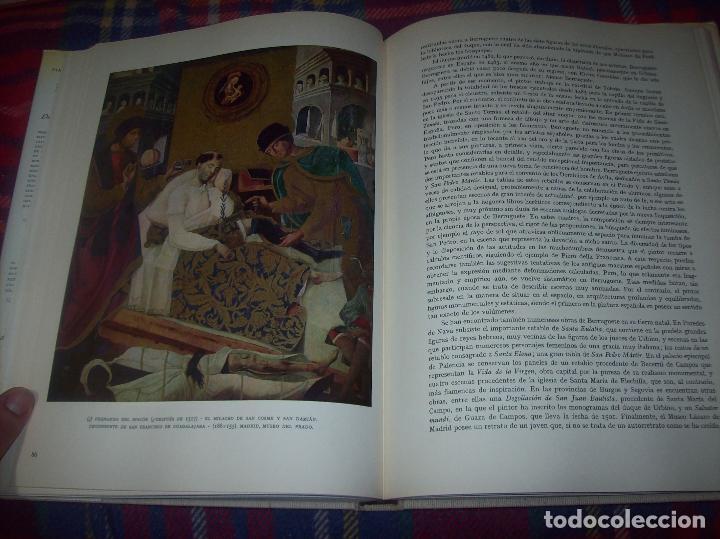 Libros de segunda mano: LA PINTURA ESPAÑOLA.3 VOLÚMENES. SKIRA. CARROGGIO EDICIONES.1963. GRECO, RIBALTA, PICASSO,GOYA... - Foto 12 - 141436554