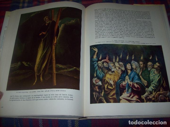 Libros de segunda mano: LA PINTURA ESPAÑOLA.3 VOLÚMENES. SKIRA. CARROGGIO EDICIONES.1963. GRECO, RIBALTA, PICASSO,GOYA... - Foto 15 - 141436554