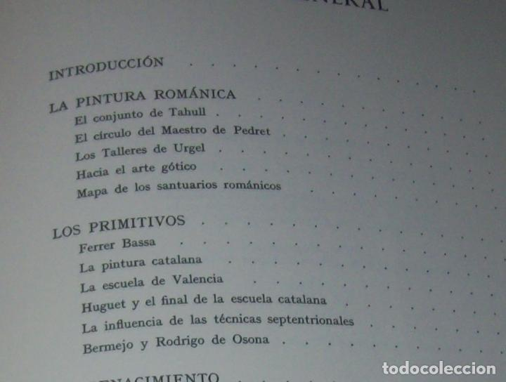 Libros de segunda mano: LA PINTURA ESPAÑOLA.3 VOLÚMENES. SKIRA. CARROGGIO EDICIONES.1963. GRECO, RIBALTA, PICASSO,GOYA... - Foto 18 - 141436554