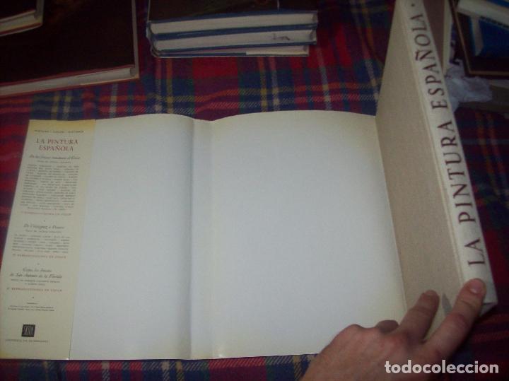 Libros de segunda mano: LA PINTURA ESPAÑOLA.3 VOLÚMENES. SKIRA. CARROGGIO EDICIONES.1963. GRECO, RIBALTA, PICASSO,GOYA... - Foto 23 - 141436554