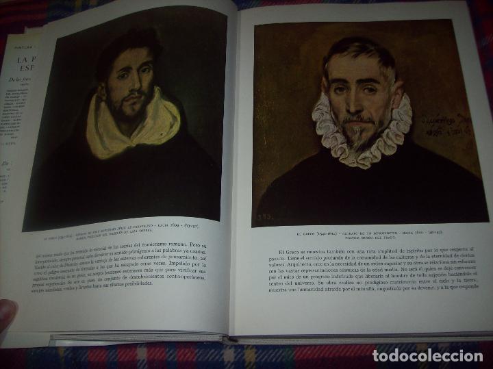 Libros de segunda mano: LA PINTURA ESPAÑOLA.3 VOLÚMENES. SKIRA. CARROGGIO EDICIONES.1963. GRECO, RIBALTA, PICASSO,GOYA... - Foto 26 - 141436554