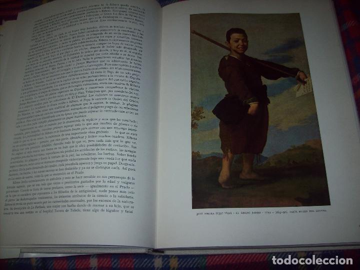 Libros de segunda mano: LA PINTURA ESPAÑOLA.3 VOLÚMENES. SKIRA. CARROGGIO EDICIONES.1963. GRECO, RIBALTA, PICASSO,GOYA... - Foto 27 - 141436554