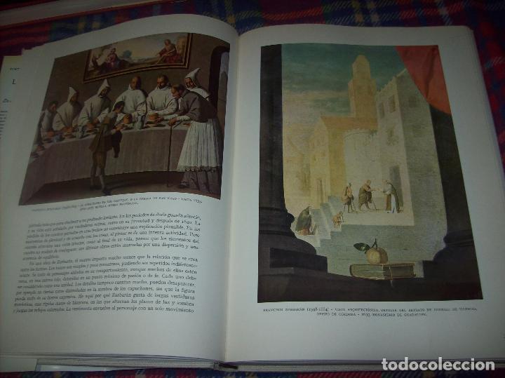 Libros de segunda mano: LA PINTURA ESPAÑOLA.3 VOLÚMENES. SKIRA. CARROGGIO EDICIONES.1963. GRECO, RIBALTA, PICASSO,GOYA... - Foto 28 - 141436554
