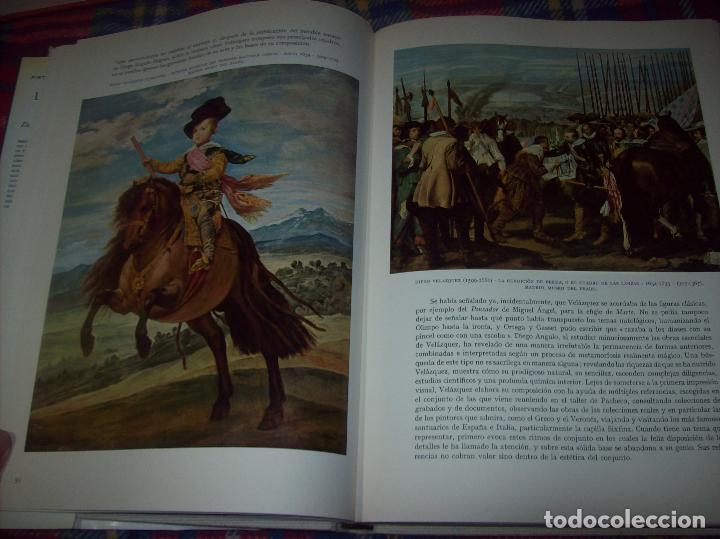 Libros de segunda mano: LA PINTURA ESPAÑOLA.3 VOLÚMENES. SKIRA. CARROGGIO EDICIONES.1963. GRECO, RIBALTA, PICASSO,GOYA... - Foto 29 - 141436554