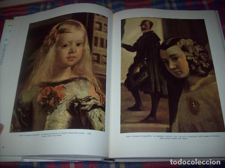 Libros de segunda mano: LA PINTURA ESPAÑOLA.3 VOLÚMENES. SKIRA. CARROGGIO EDICIONES.1963. GRECO, RIBALTA, PICASSO,GOYA... - Foto 30 - 141436554