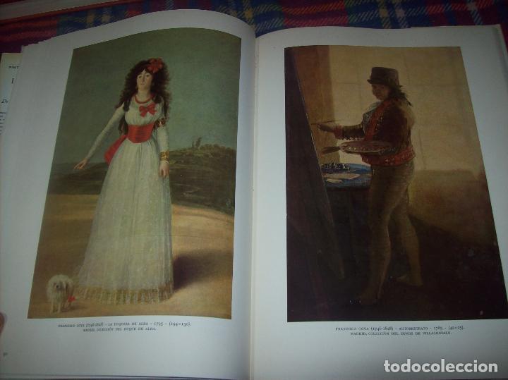 Libros de segunda mano: LA PINTURA ESPAÑOLA.3 VOLÚMENES. SKIRA. CARROGGIO EDICIONES.1963. GRECO, RIBALTA, PICASSO,GOYA... - Foto 33 - 141436554