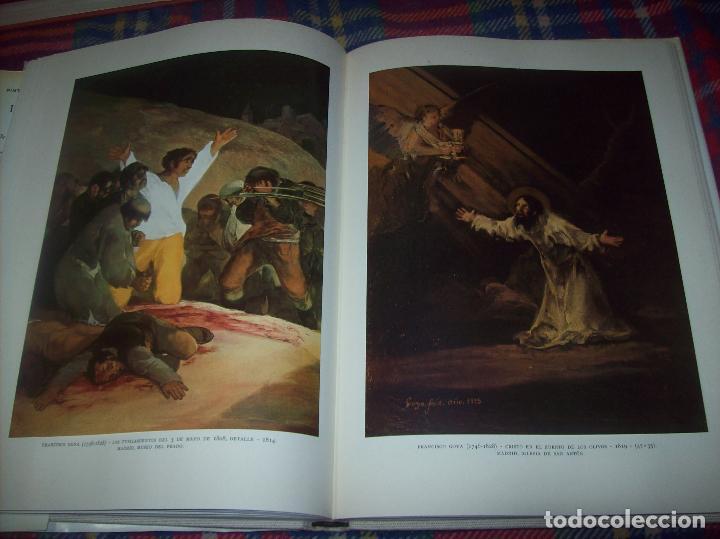 Libros de segunda mano: LA PINTURA ESPAÑOLA.3 VOLÚMENES. SKIRA. CARROGGIO EDICIONES.1963. GRECO, RIBALTA, PICASSO,GOYA... - Foto 34 - 141436554