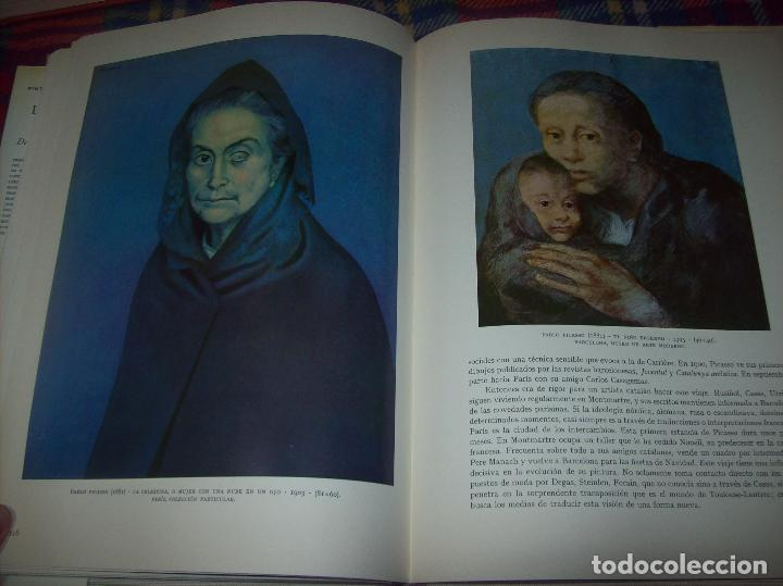 Libros de segunda mano: LA PINTURA ESPAÑOLA.3 VOLÚMENES. SKIRA. CARROGGIO EDICIONES.1963. GRECO, RIBALTA, PICASSO,GOYA... - Foto 35 - 141436554